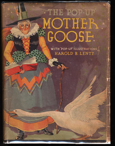 """The """"Pop-Up"""" Mother Goose"""