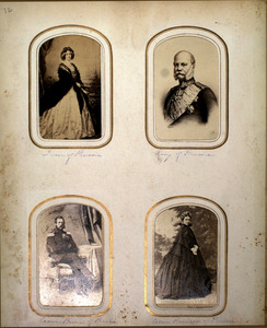 Photograph Album of Emma Wallace