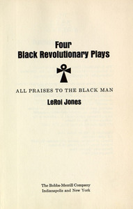 Four Black Revolutionary Plays