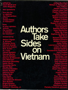 Authors take sides