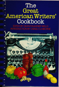 The Great American Writer's Cookbook
