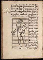 Sagredo. Raison darchitecture antique (1526), p.6 verso