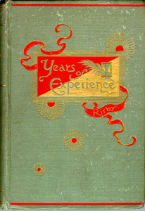 Years of Experience:  An Autobiographical Narrative