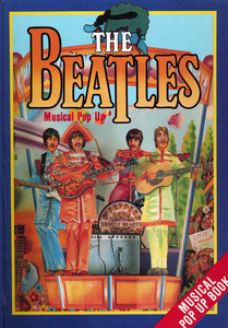 The Beatles Musical Pop-Up