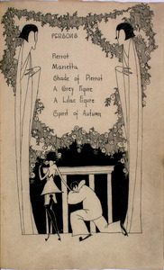 """The Marionettes"" illustration"