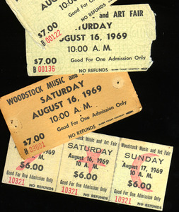 Woodstock Tickets