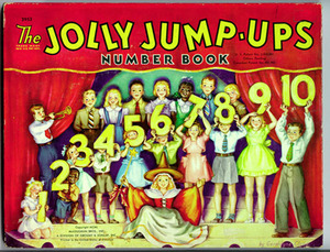 The Jolly Jump-Ups Number Book