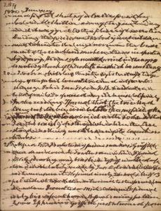 The Horner Diary