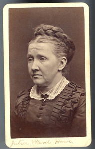 Photograph of Julia Ward Howe