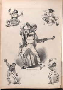 Songs of the Virginny Banjoist