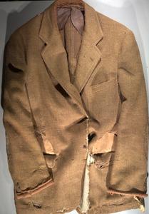 Faulkner's jacket