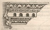 Sagredo. Raison darchitecture antique (1526), p.14 verso