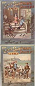 Little Showman's Series 2, spring and summer