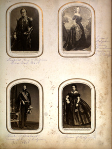 Photograph Album of Emma Wallace, page two