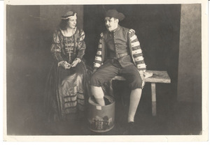 Production photograph of the Virginia Players