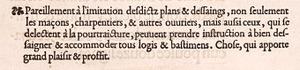 Androuet du Cerceau. Liure d'architecture, from T.p.(b.)