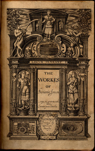 The Workes of Beniamin Jonson