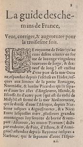 Estienne. Guide, p.1