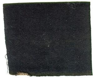 Piece of William McKinley's catafalque cover