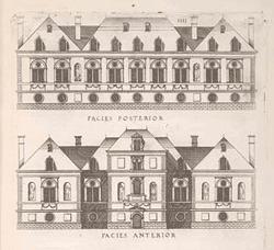 Androuet du Cerceau. Liure d'architecture, p.37