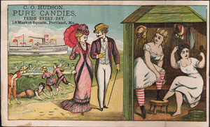 Assorted Trade Cards. Nineteenth century.