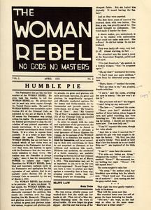 Woman Rebel.