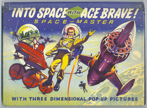 Into Space with Ace Brave!