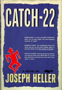 Joseph Heller. Catch-22.