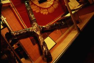 Ku Klux Klan cross