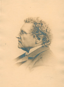 Photograph of Francis James Child