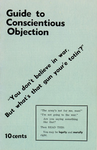 Guide to Conscientious Objection.