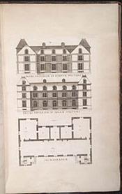 Androuet du Cerceau. Liure d'architecture p.47
