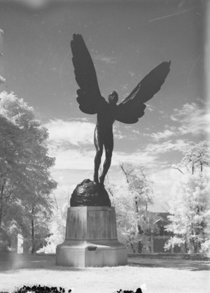 The James R. McConnell monument, 1932